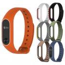 Watch Band Silicon Wrist Strap WristBand Bracelet Replacement For XIAOMI MI
