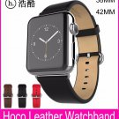 2017 New Genuine Leather Band For Apple Watch 3 42MM 38MM Made By First Lay