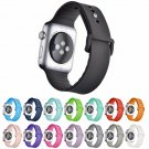 Silicone Band for Apple Watch Series 1 2 with Silicone Strap for IWatch Spo