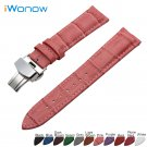 Genuine Leather Watch Band 22mm for Samsung Gear S3 Classic / Frontier Stai