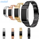 CRESTED Stainless Steel Watch band strap For Fitbit Charge 2 bracelet Smart