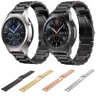 DAHASE Stainless Steel Strap For Samsung Gear S3 Band Replacement Wristband