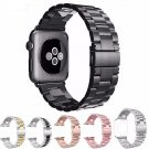 Fashion Stainless Steel Watch band Strap for apple watch 42 mm 38 mm link b