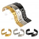 Luxury Brand Watch Accessories Watch Band 18mm 20mm 22mm 24mm Stainless Ste