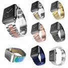 Stainless Steel Wrist Strap for Apple Watch Band Classic Buckle Replacement