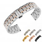 Stainless Steel Watch Band Watchband Wrist Strap For Samsung Gear S3 Fronti