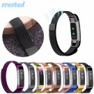 CRESTED Milanese Magnetic Loop Stainless Steel Magnetic Lock Band for Fitb