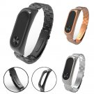 Watch Strap Watch Band For Xiaomi Mi Band 2 Stainless Steel Luxury Wristban