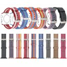 Woven Nylon Wrist Strap For Apple Watch Series 1 2 Stainless Steel Buckle R