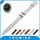 Genuine Leather Watch Band with Adapters for Samsung Gear S2 SM R720 / R730