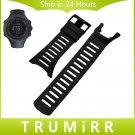 Silicone Rubber Watchband + Screwdriver for Suunto Ambit 1/2/2S/2R/3 Peak/S