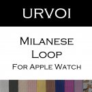 URVOI band for apple watch milanese loop Series 3 2 1 strap for iwatch stai