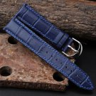 New Arrival12mm 14mm 16mm 18mm  20mm 22mm Leather Watch Strap Deployant Bra