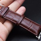 YIFALIAN Genuine Leather Band Strap Stainless Steel Buckle Adapter Belt for