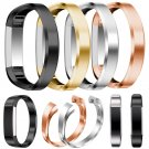 NEW 2017 Stainless Steel Watch Band Wrist strap For Fitbit Alta Smart Watch
