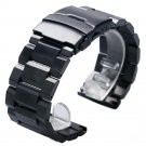Metal Watchband 18mm 20mm 22mm 24mm Stainless Steel Watches Bands Straps Br