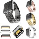 316L Stainless Steel Strap for Apple Watch Series 2 Screen Film Protector G