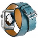 Genuine Leather Strap For iWatch 38mm 42mm Band Bracelet Replacement Wristb