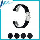 Silicone Rubber Watch Band 22mm for Samsung Gear S3 Classic / Frontier Stai