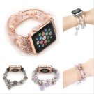 New Chic Women's Band Strap Beaded  Bracklet for Apple Watch iWatch band 38