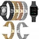 Joyozy Stainless Steel Watch Band For iWatch Apple Watch  Strap Link Bracel
