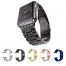 URVOI band for apple watch series 1 2 3 wrist stainless steel link bracelet