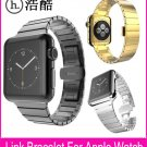High Quality Black Gold Silver Colors Link Bracelet Bands Apple Watch 3 42m