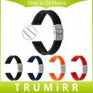Original TRUMiRR Quick Release Silicone Rubber Watchband 17 18 19 20 21 22