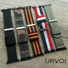 URVOI band for apple watch Series 1 2 3 NATO nylon strap for iwatch new col