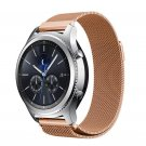 YIFALIAN 22MM Magnetic Milanese Loop band For Samsung Gear S3 Classic S3 Fr
