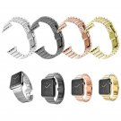Fashion Stainless Steel Link Bracelet For Apple Watch Band 42 mm butterfly