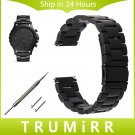 Quick Release Stainless Steel Watchband for Fossil Q Tailor Gazer Founder W