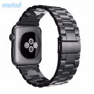 CRESTED Luxury strap & Link Bracelet Stainless Steel watch Band For Apple W