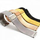 ultra thin Stainless Steel milan Mesh Strap Bracelets Watch Band 12 14 16mm