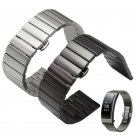 High Quality Stainless Steel Watchbands Bracelet 16mm 18mm 20mm 22mm Silver