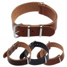 High Quality Watchbands Fashion Concise PU Leather 20/22cm Wrist Watch Band