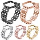 Luxury design Steel strap + watch box Stainless Steel Bracelet Smart Watch