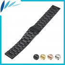 Stainless Steel Watch Band 20mm 22mm 23mm for Luminox Folding Clasp Strap Q