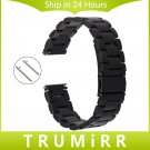 18mm 20mm 22mm 23mm Universal Stainless Steel Watch Band Quick Release Stra