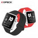 Kopeck Sports Soft Silicone Strap for Apple Watch Band 42mm/38 Bracelet Str