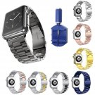 11 Colors Stainless Steel Watch Band For Apple Watch Strap Bracelet For iWa