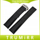Genuine Leather Watchband 19mm 20mm 22mm for Carrera Aquaracer Formula 1 Wa