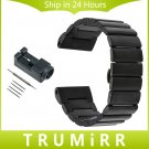 26mm Stainless Steel Watch Band + Link Remover for Diesel Men Women DZMC000