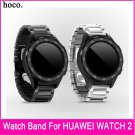 Hoco 2017 Hot Sale Silver Black 20mm Link Bracelet Band For Huawei Watch 2