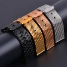 Stainless Steel Mesh Milanese Watch Band Strap Wrist Watchband Wristwatch B