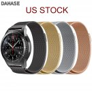 Magnetic Closure Bracelet for Gear S3 Classic Milanese Loop Strap for Samsu