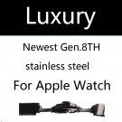 high quality stainless steel band for apple watch strap for iwatch 38mm 42m