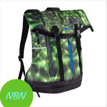 NIKE AIR MAX Lebron Ambassador Backpack (Lightning Green)