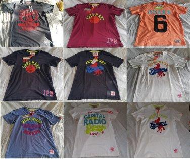 Superdry Vintage and Premium Shirts for Men