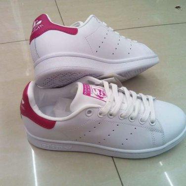 Adidas Stan Smith (White/Pink)